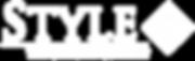 STYLE UNIFORMS LOGO WHITE TRANSPARENT