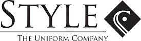 Style Uniforms Logo Black On White Small