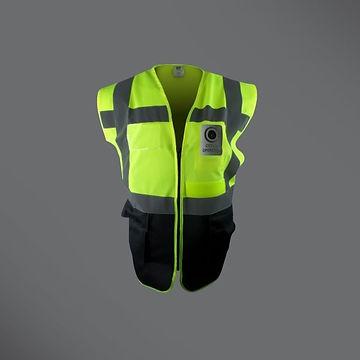 Body camera vest