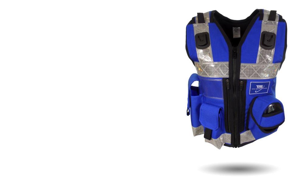 Parking Enforcement vest KEV0078