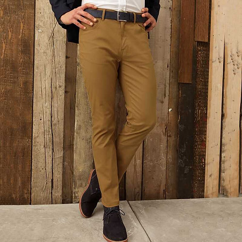 Chino Slim Fit Trousers Mens
