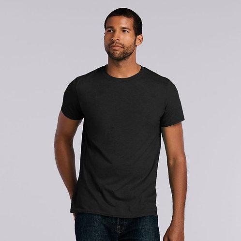 Classic Round Neck T-Shirt Mens