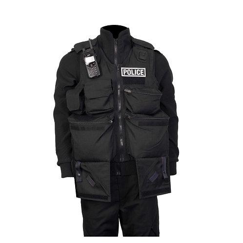 Tac Medics Equipment Vest Black