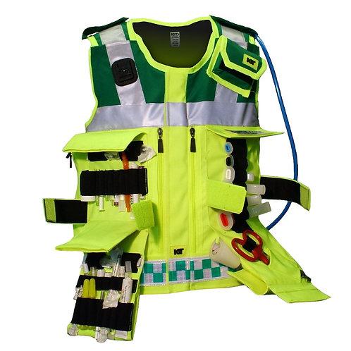 Medic equipment vest