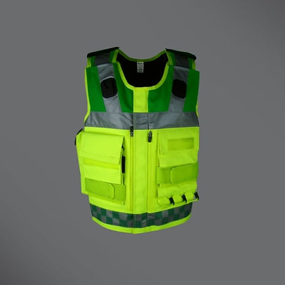 Equipment vest for medics