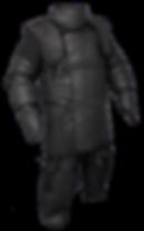 KIT Design Taser Suit  KJK0005 & KTR0007
