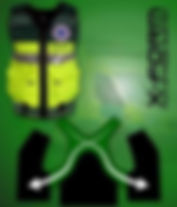 Equipment Vests for Medic