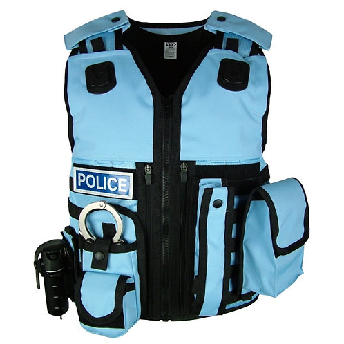 Equipment vest for police in UK