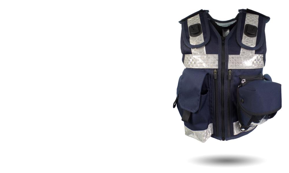 X-Form Parking Officer vest KEV0054B