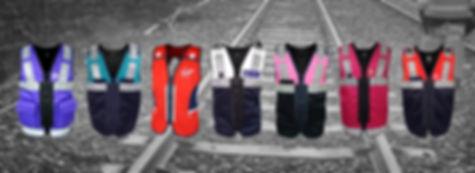 KIT Design Rail Staff Uniforms