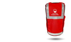 Face Mask Compliance Officer Equipment Vest