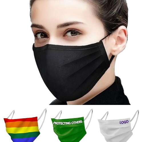 Re-Usable Face Mask (pack of 5 masks)