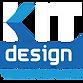 KIT Design Logo White No 300x300