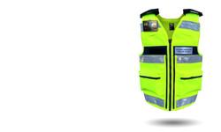 Security Guard Equipment Vest