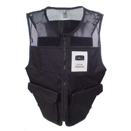 Camera Tabard Mesh Equipment Vest