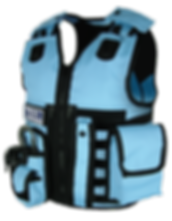 X-Form Vest KEV0032 Police Liaison Sky B