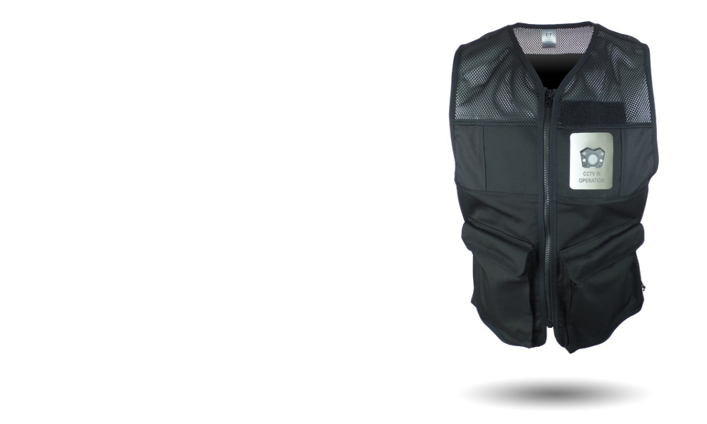Camera Vest - hands free video