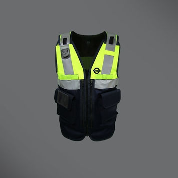 KIT Design Rail Equipment Vest KEV0116 6