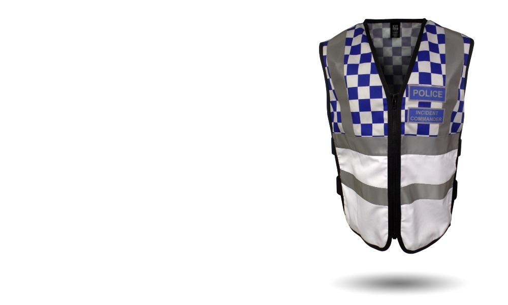KIT Design Technical Tabard Vest