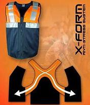 Equipment Vests for Rail