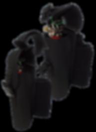 KIT Design KAC0044B Leg Fire Extinguishe