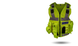 PCSO equipment vest KEV0001