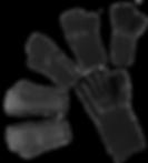 KIT Design Taser Gloves KAC0043 Group Sh