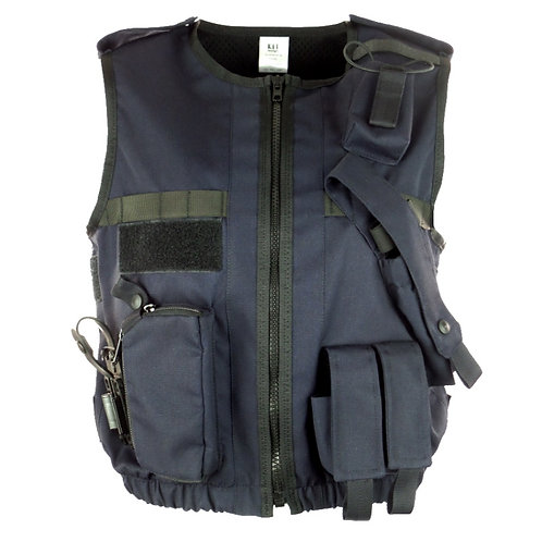 Tac Equipment Vest in Fire Resistant Kermel