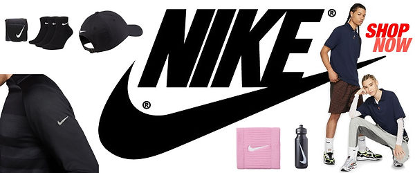 Style Nike Clothing Shop Banner 840 x 35