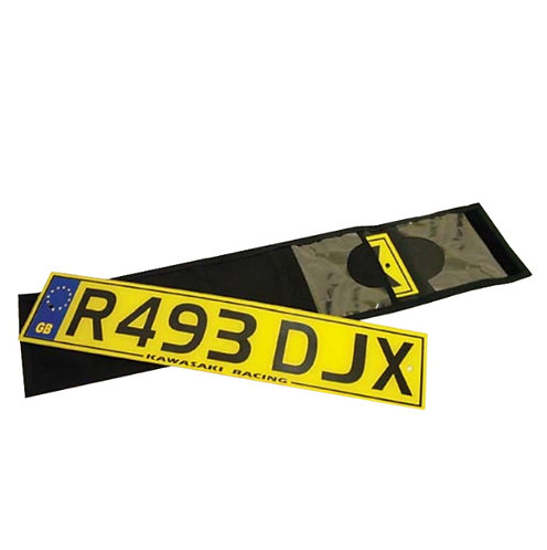 Vehicle Numberplate Pouch