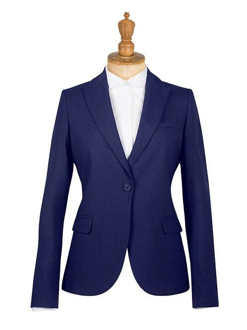Derby College Ladies Suit Jacket Navy