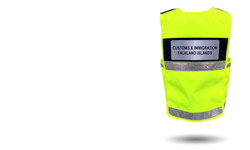 Security Utility Work Vest