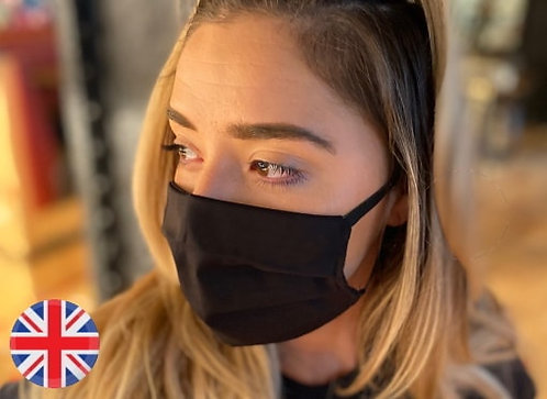 Cloth Face Covering UK Made Face Mask