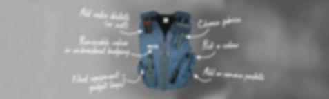 Prison Security Equipment Vest Customise