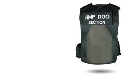 KIT Design Prison Equipment Vest