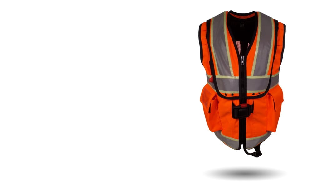 UK Life Vest with 150N bladder