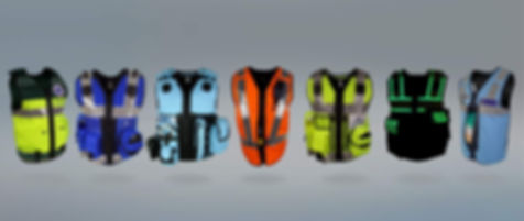 KIT Design Equipment Vests