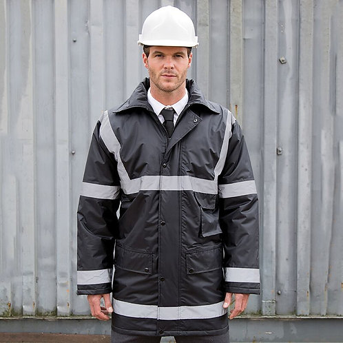 Reflective Work Coat RE23A