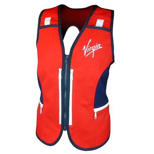 Rail Equipment Vest / Tabard