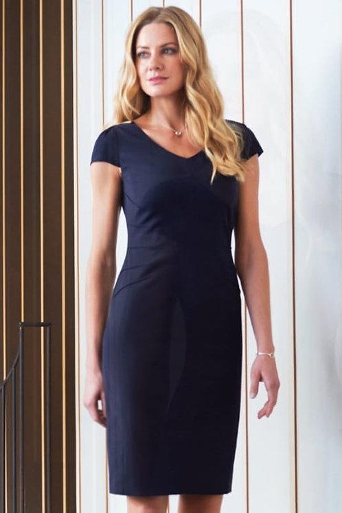 Marino Wool Dress Ladies