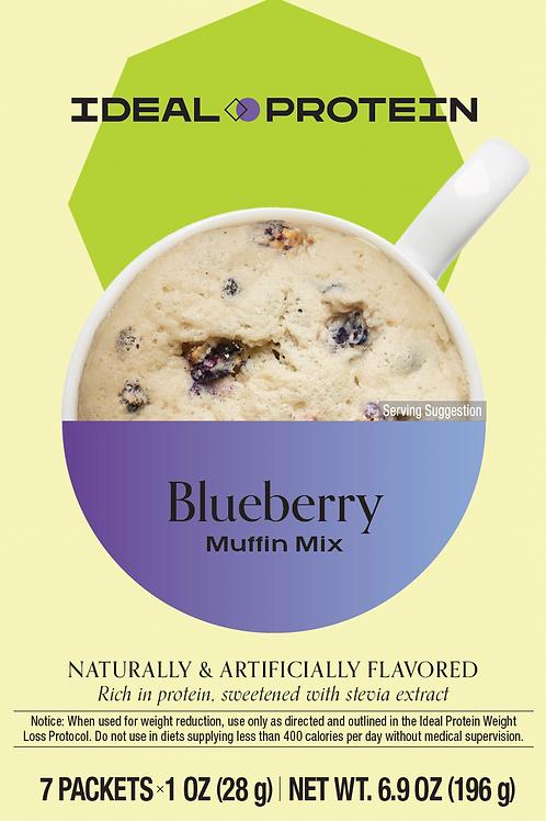 BLUEBERRY MUFFIN MIX BOX/7