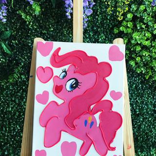 My Pony Princess Neon Light
