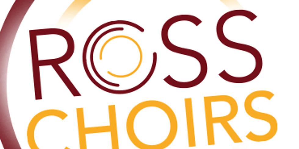 Ross High School Choir Banquet