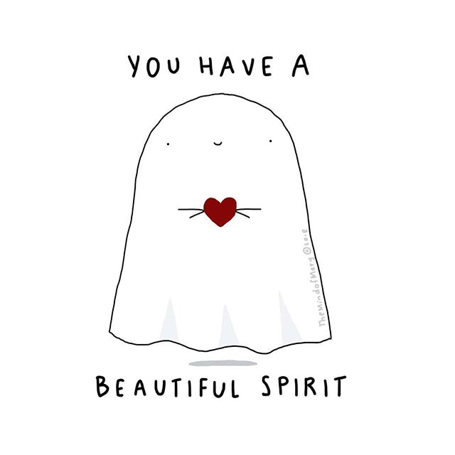 Boo-tiful spirit