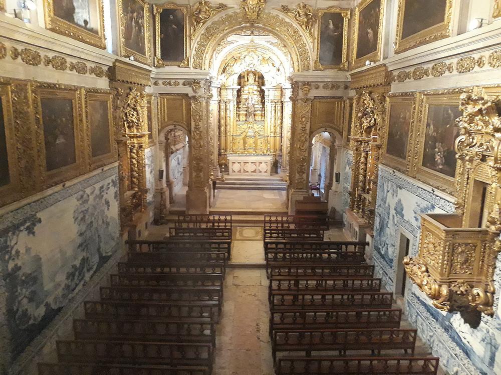 Kirche im Kachelmuseum