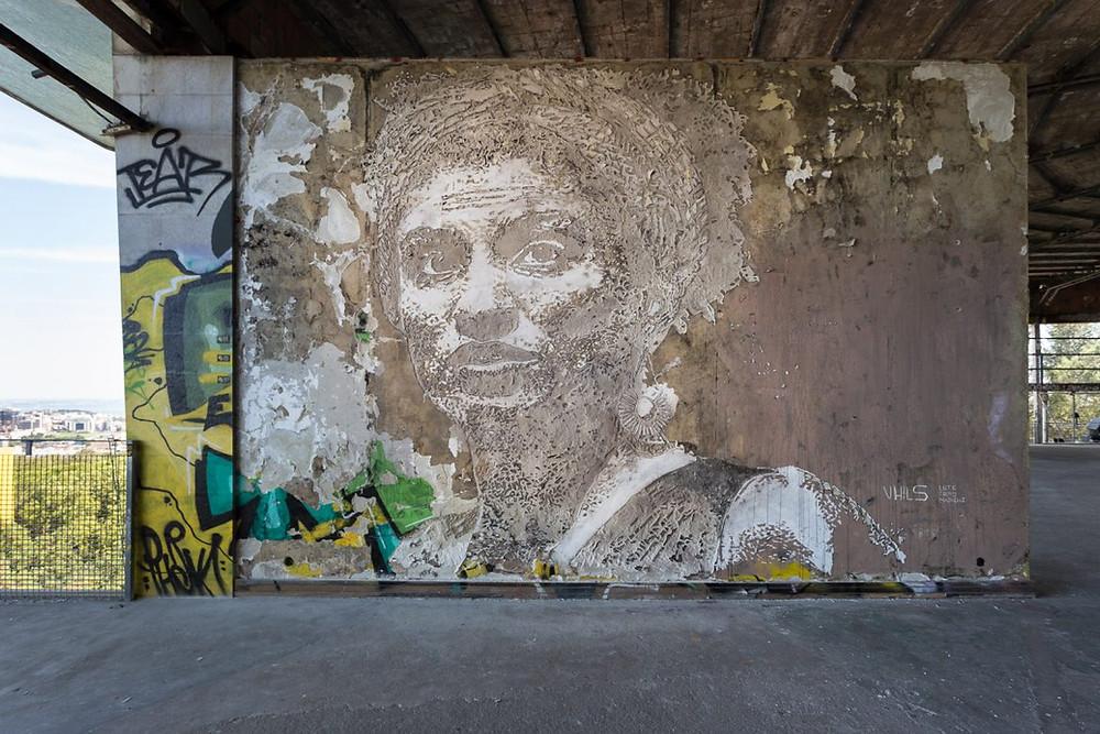Street Art Lissabon