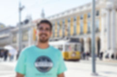 Pedro, English and French tour guide in Lisbon