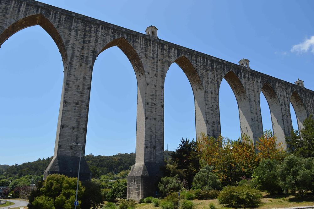 Lissabon Aquädukt
