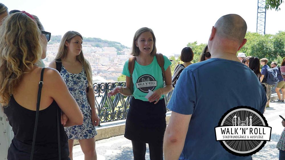 Stadtführung in Lissabon