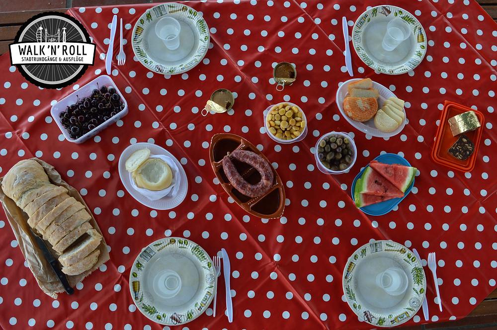 Portugiesisches Picknick
